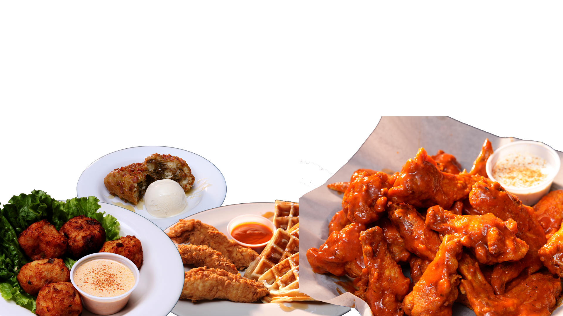 Menu Wing Daddy S Sauce House