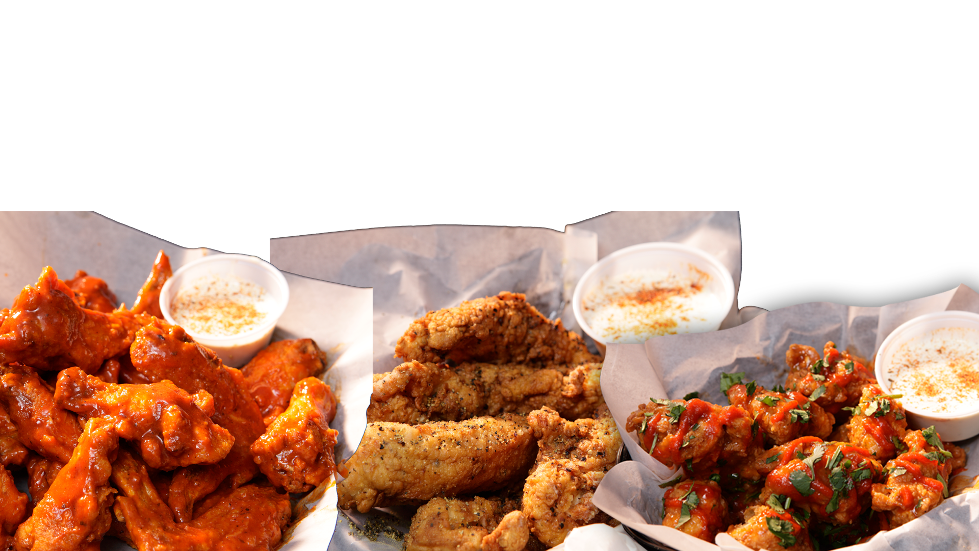 Specials Wing Daddy S Sauce House